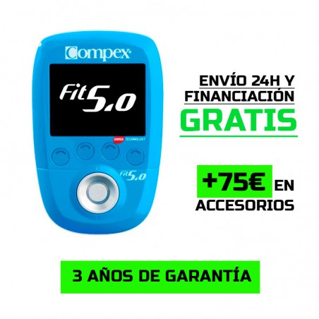 Electroestimulador Compex SP 8.0 Wireless