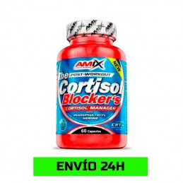 Cortisol Blocker's 60 cápsulas