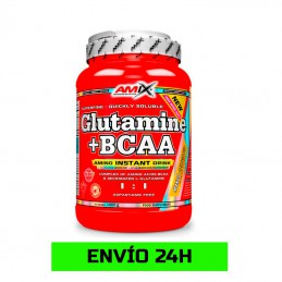 Glutamina + BCAA Powder 1000gr