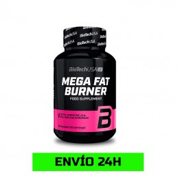 Mega Fat Burner 90 tabletas