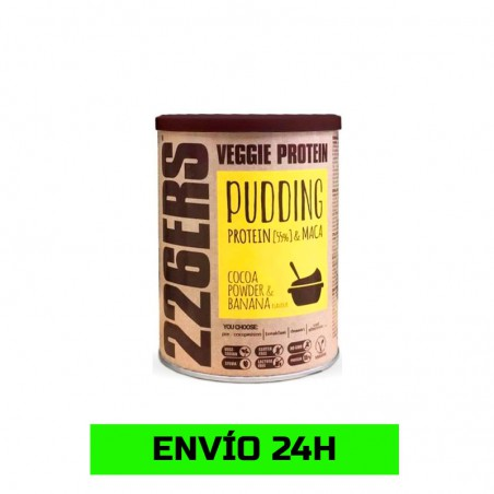 Veggie Protein Pudding - Pudin Protéico 350gr