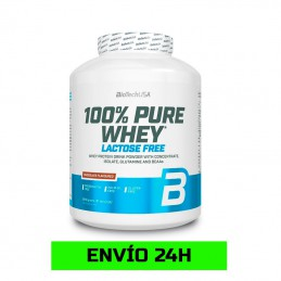 100% Pure Whey 2,3Kg - Sin...