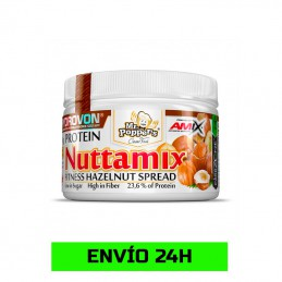 Nuttamix Mr Poppers - Crema...