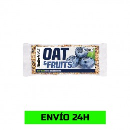 Oat & Fruits 70gr