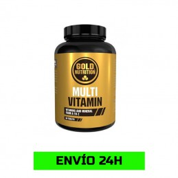 Multi Vitamin 60 tabletas