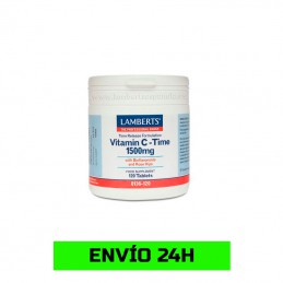 Vitamina C-Time 1500mg 120...