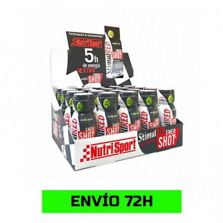Stimul Red Ener Shot Caja 20x60ml