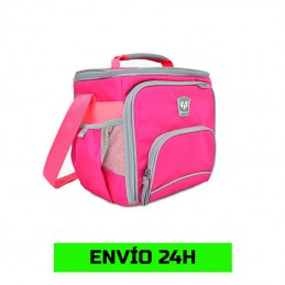 Bolsa Deportiva The Box Rosa