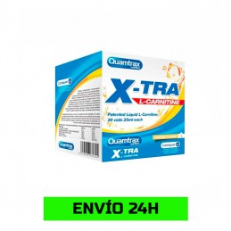 XTRA L-Carnitine 20 Viales