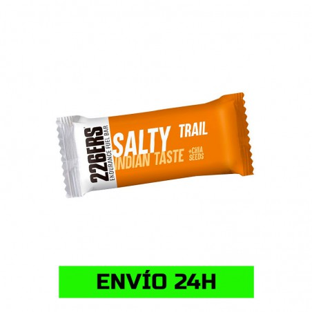 Endurance Fuel Bar Salty Trial 60 gr