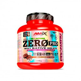 ZeroPro Whey Native Isolate...